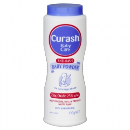 Curash Baby Anti-Rash Powder (100g)