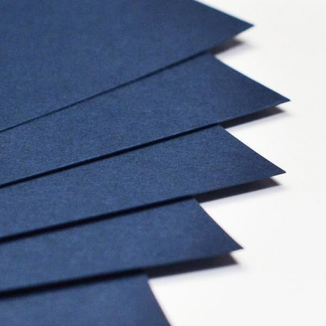 Navy Blue Paper 125gm - 500/Pack (A4 & A3 Sizes Available)