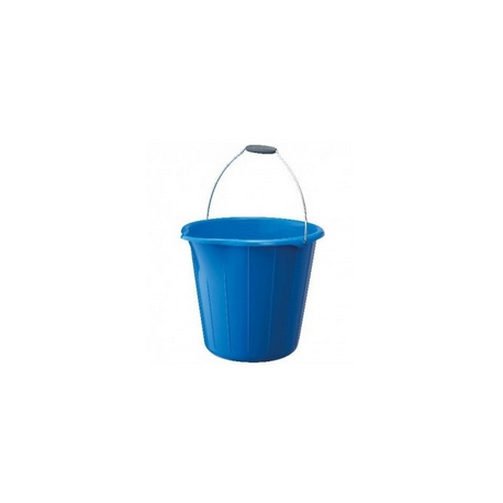 Plastic Wringer Mop Buckets (Colour Coded)