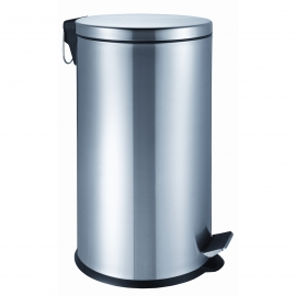 Stainless Steel Pedal Bin (All Sizes Available)