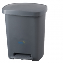 Oates Plastic Rubbish Bins with Pedal (All Sizes Available)
