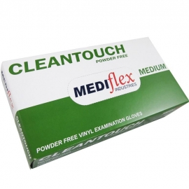 CLEANTOUCH Vinyl Gloves (EXTRA THICK) - 1,000/Carton