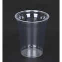 Plastic Cups - Transparent - 1,000/Carton