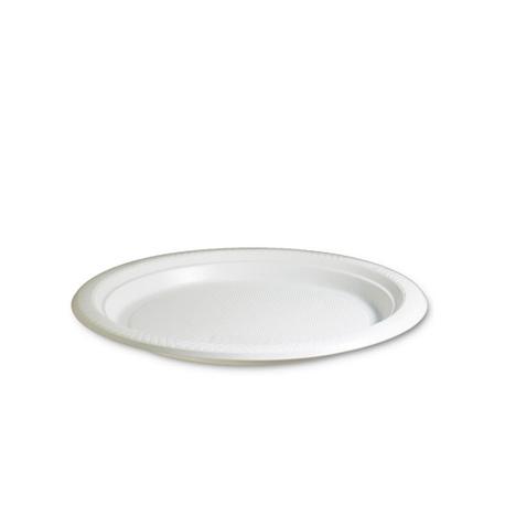 Plastic Plates - Round - White  sc 1 st  Tassway & Plates - Round - White