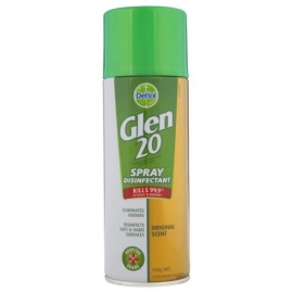 Glen 20 - Spray Disinfectant 300g/Can