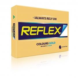 REFLEX COLOURED A4 Copy Paper - 80gsm (1 Ream)
