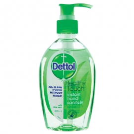 Dettol Instant Hand Sanitiser 200ml