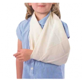 Calico Triangular bandage 110cm x 110cm (Each)