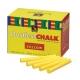 Classroom Dustless Chalk (100 Pieces/Box)