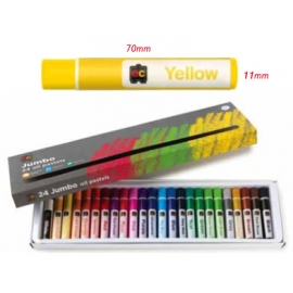 Oil Pastels (24 Pieces/Pack)