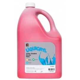 Liquicryl High Quality Paint (5 Litres Bottle)