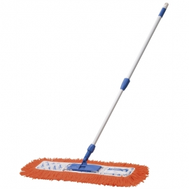 Dust Control Mop With Extension Handle