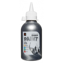 Rainbow Metalic Paint - 250ml