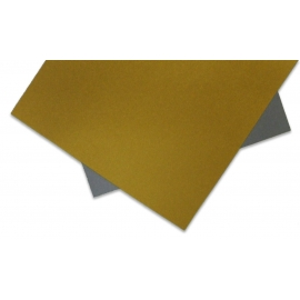 Metallic Paper Kindy Shapes