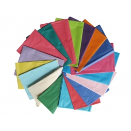 Art & Craft Tissue Paper (Assorted Colours)