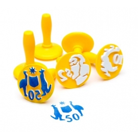Paint & Dough Stampers