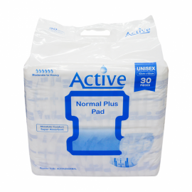 Active Adult Continence Pads