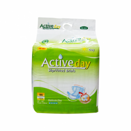 Active Adult Continence Slips (Regular)