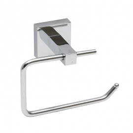 Toilet Roll Holder - Chrome Plated