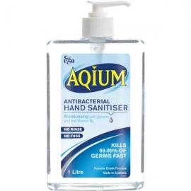 Aqium Instant Hand Sanitiser 1Litre