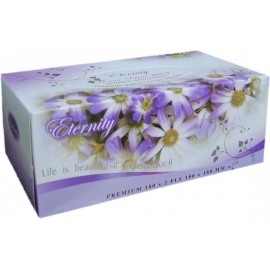 Eternity Facial Tissues (180/Pack)