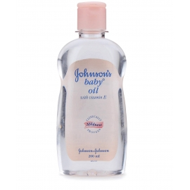 Johnsons Baby Oil (200ml)