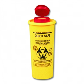 Sharps Disposal Container