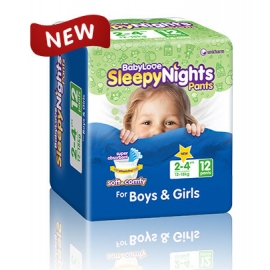 Baby Love Pants (Sleepy Nights)