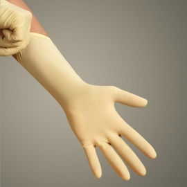 Latex Gloves (Long Cuff) - 1,000/Carton